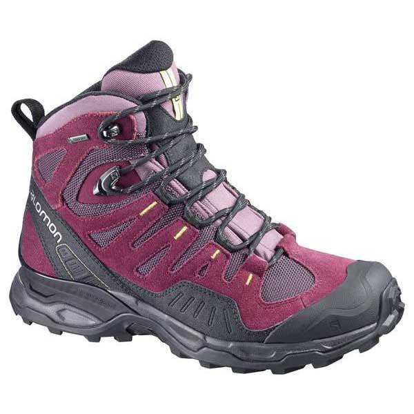 Conquest FlashyTrekkinn X Bordeaux Goretex Salomon v6f7yYbg