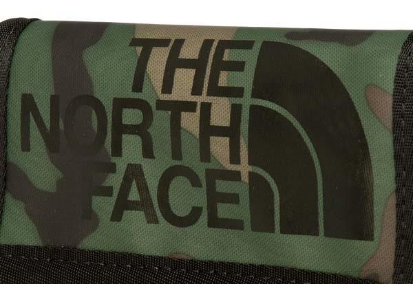 north face camuflaje
