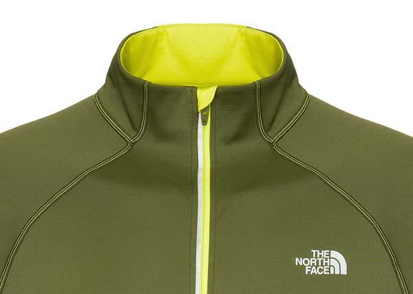 f6ab2aae5 The north face Momentum Thermal 1/2 Zip