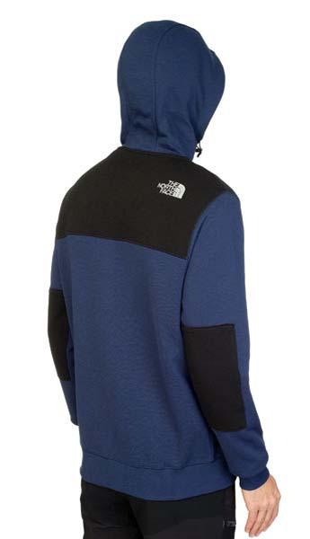 48372f5af The north face Heritage Water Repellant Mountain Full Zip Hoodie ...