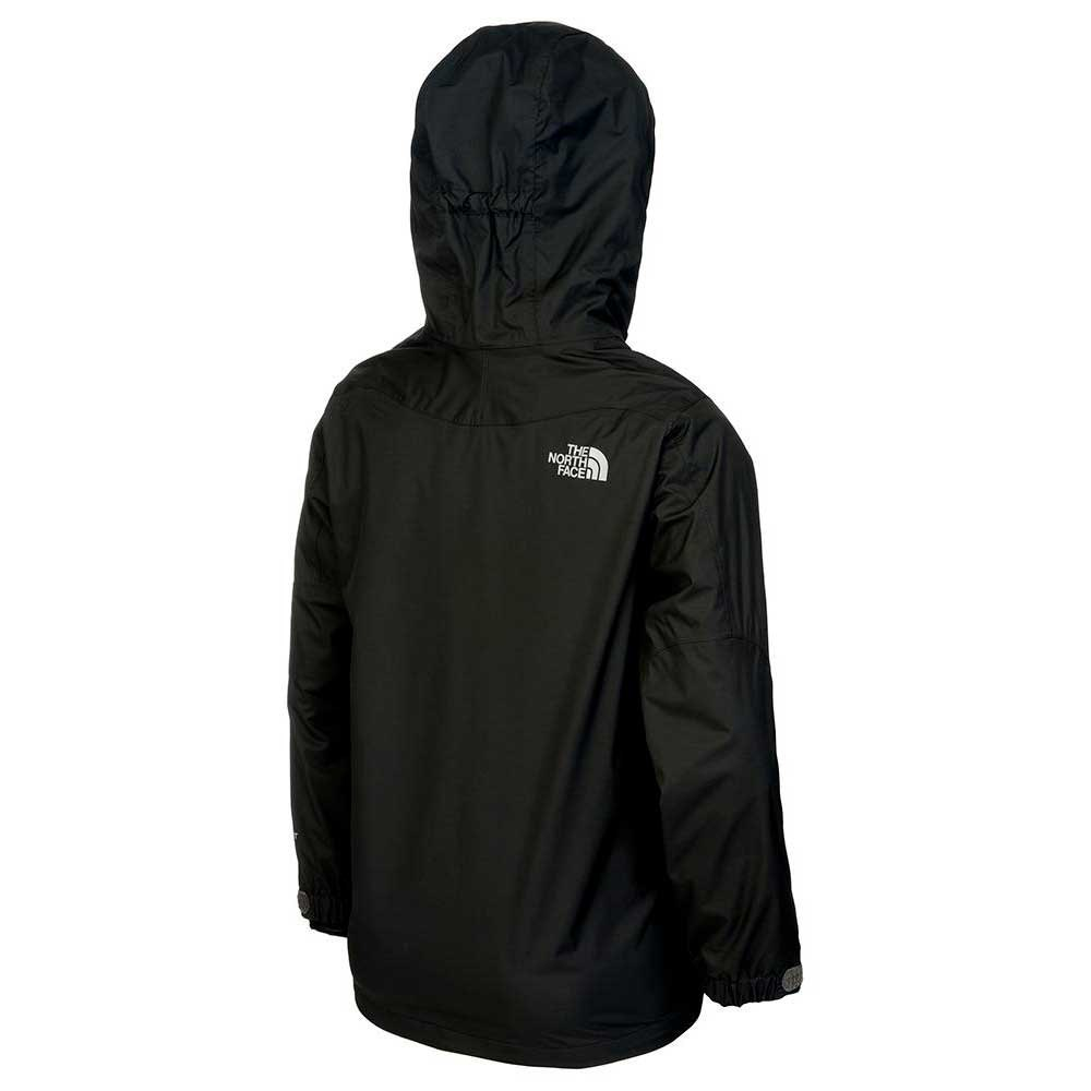 north face evolve triclimate