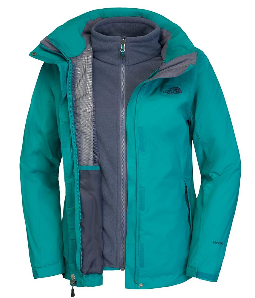 455c7fc7c5 The north face Evolution Ii Triclimate