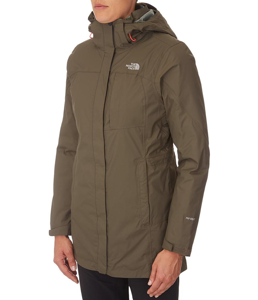 the north face solaris triclimate jacket