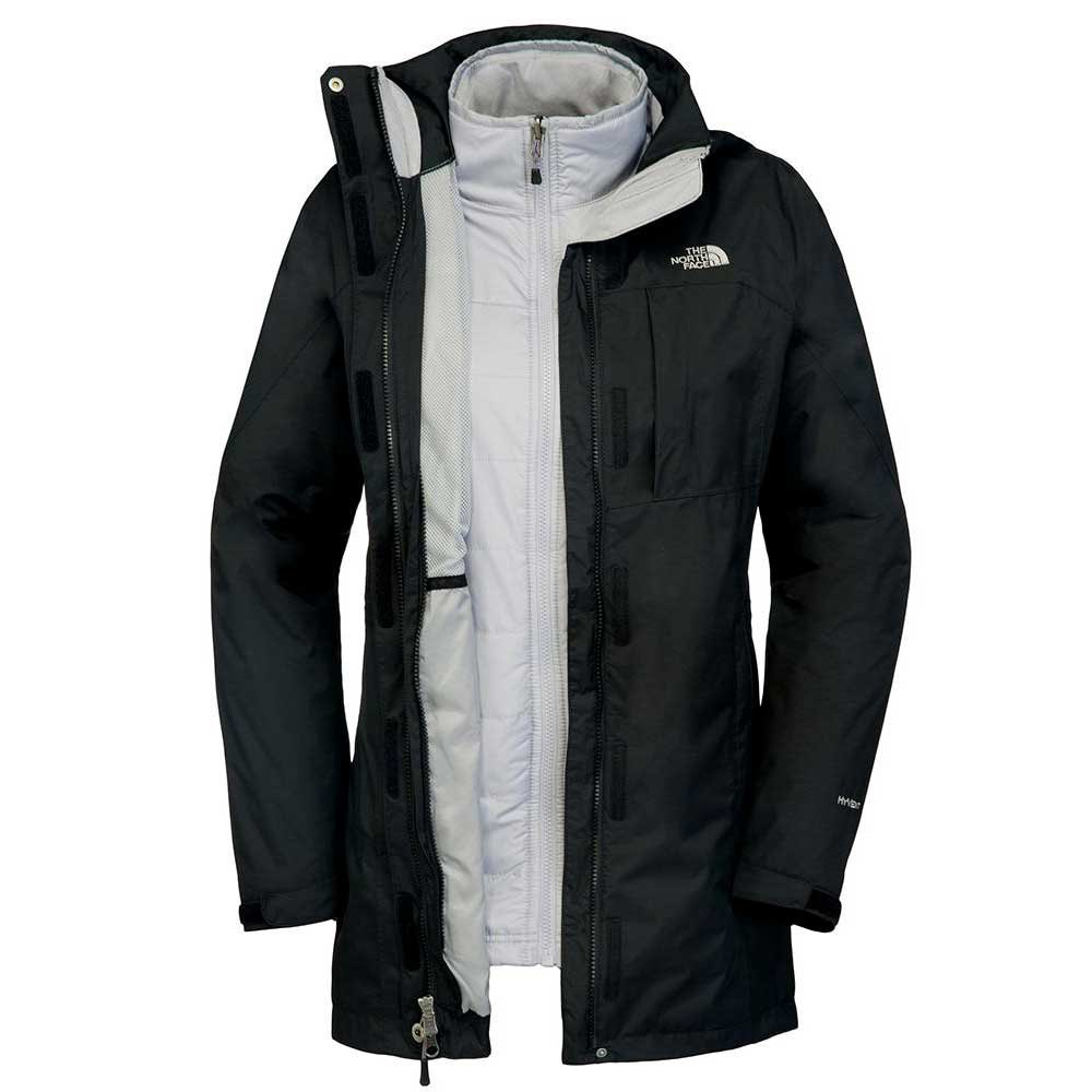 the north face triclimate mujer