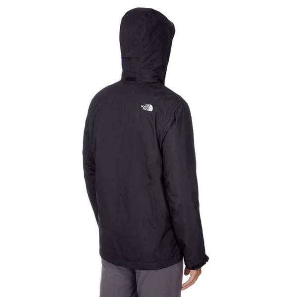 1be6c9a6bc The north face Evolution II Triclimate Black