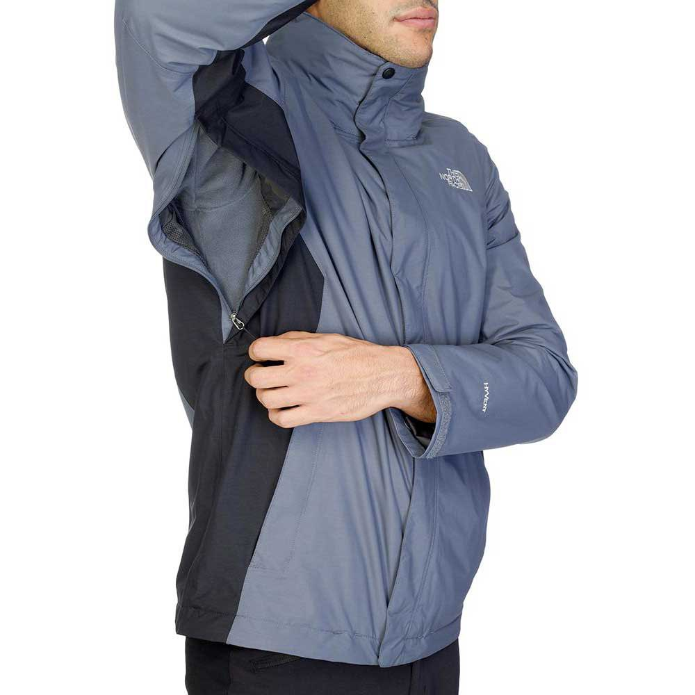 The north face men's evolution 2 triclimate jacket