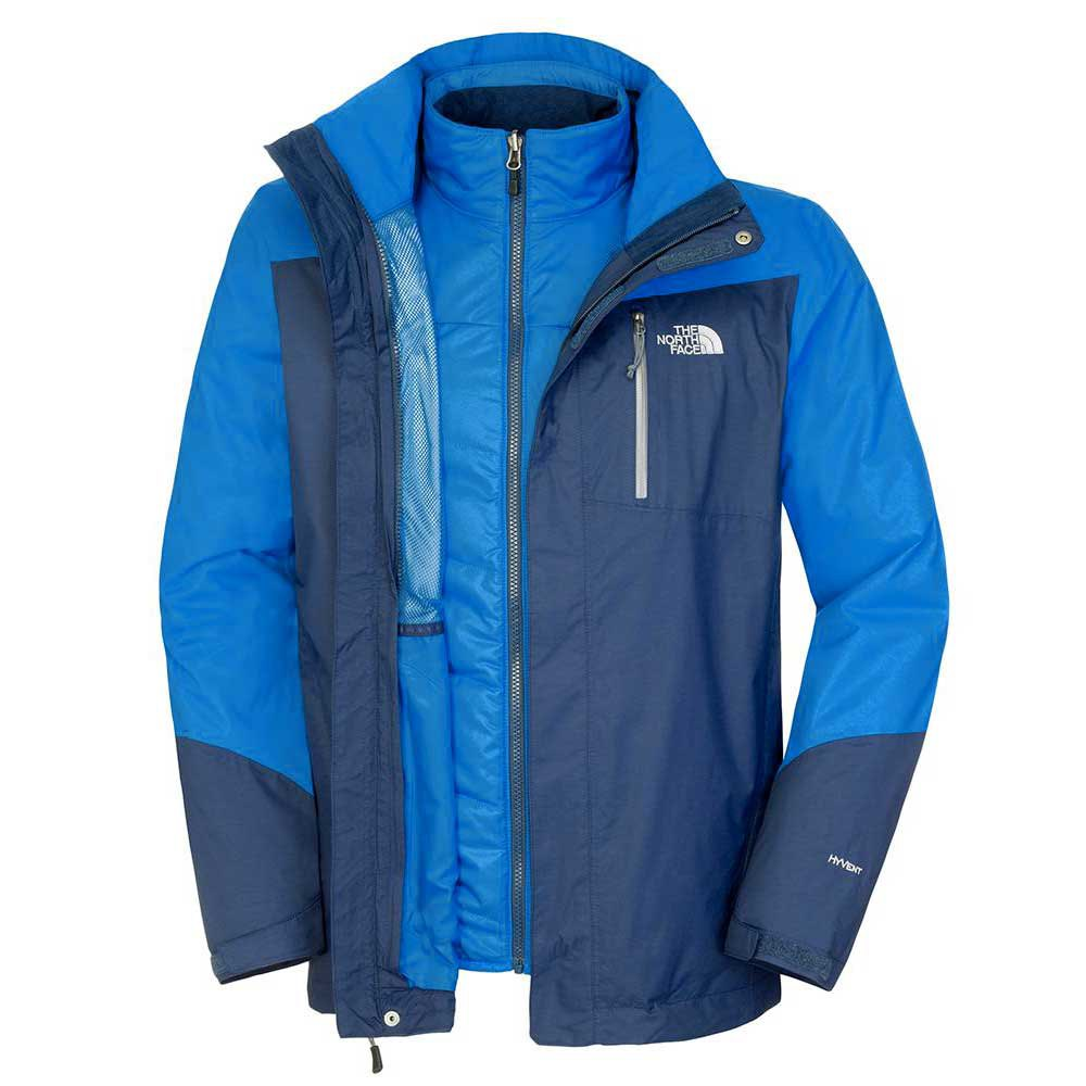 chaqueta the north face naslund triclimate