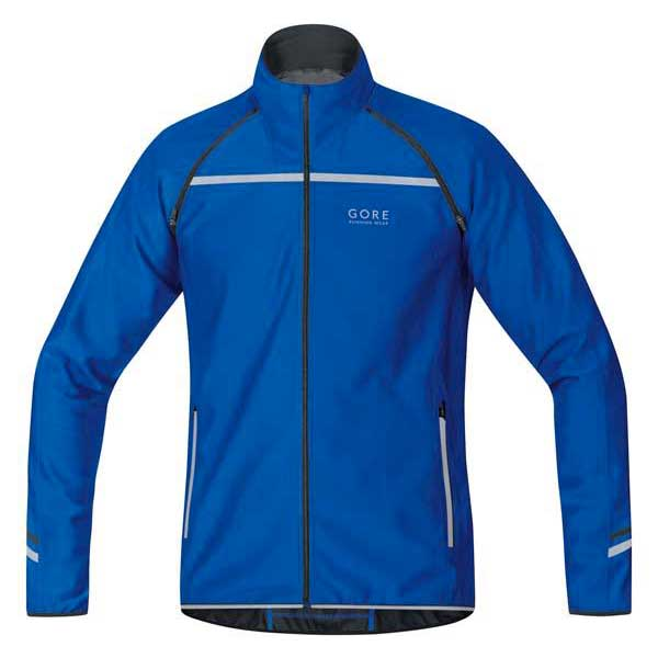 Gore running Jacket Mythos 2.0 Windstopper Soft Shell Zip off Light