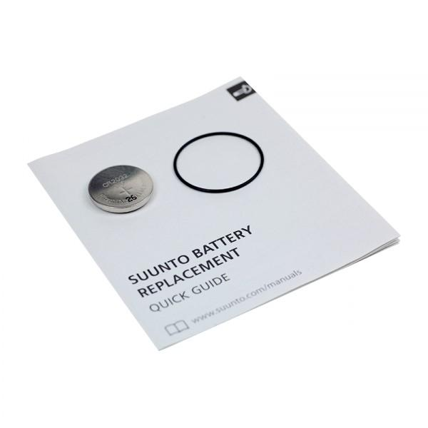 Suunto Battery Kit For Core/Lumi/T4/T3/T1