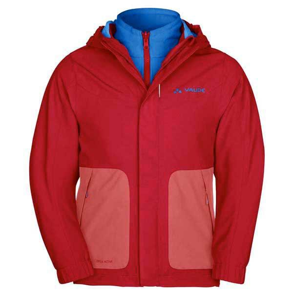 VAUDE Campfire 3in1 Jacket IV Kids