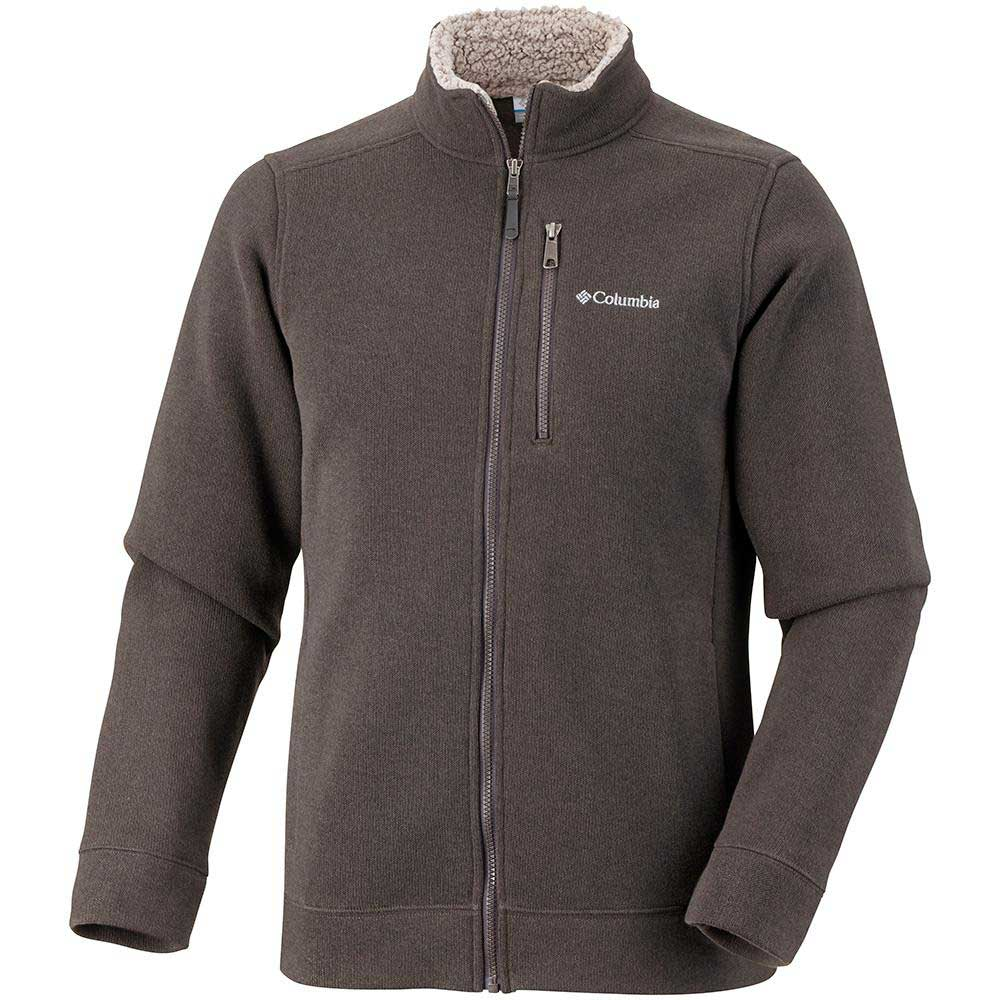 110098ad1ecea Columbia Terpin Point II Full Zip Gris