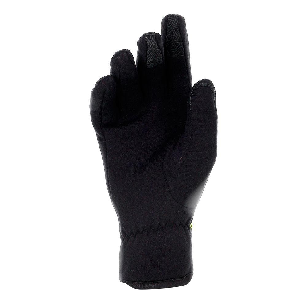 Montane Power Stretch Pro Womens Black POLARTEC Outdoors Winter Warm Gloves
