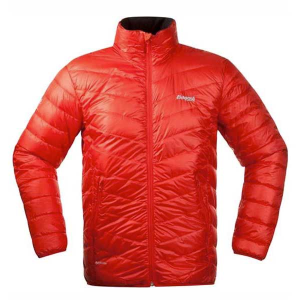 6d597344 Bergans Down Light Red buy and offers on Trekkinn