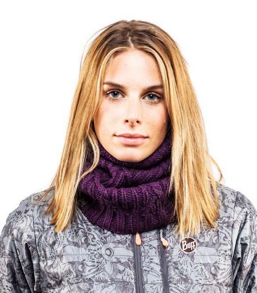 ... Buff ® Neckwarmer Knitted   Polar Fleece 80d6aa0b77a