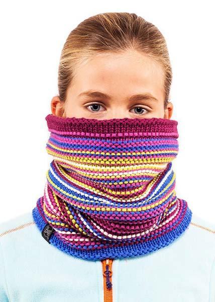 ... Buff ® Junior Neckwarmer Knitted   Polar Fleece 92ff734638d