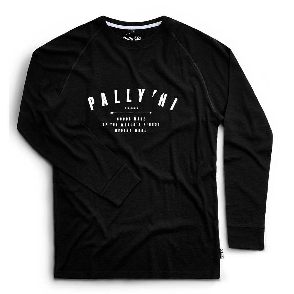 Pally´hi Long Sleeve Round Neck So´cal Vintage