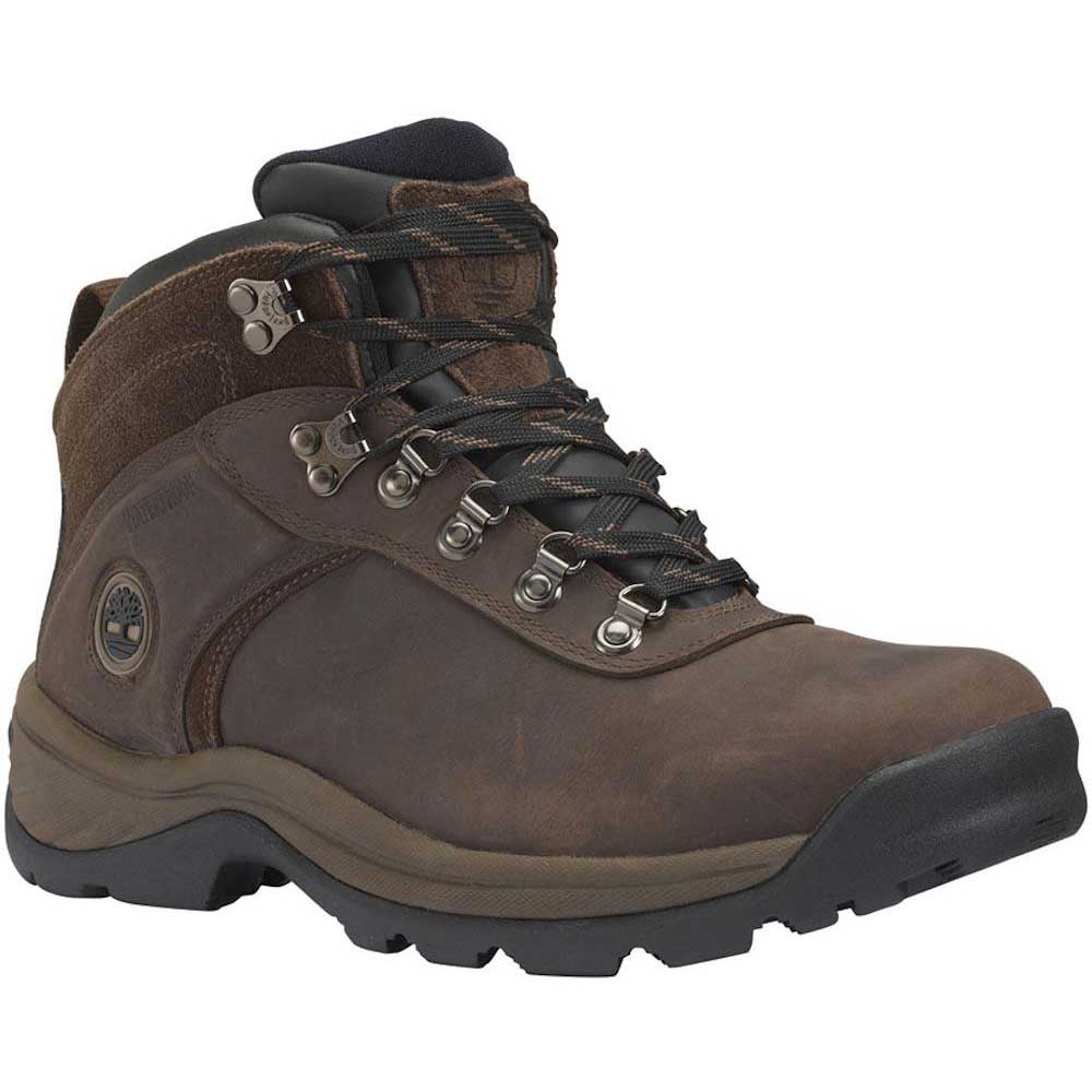 1059669fbc2c9b Timberland Flume Mid Waterproof Brown buy and offers on Trekkinn