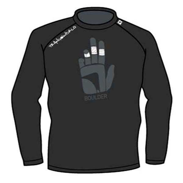 T-shirts Trangoworld Hand Man