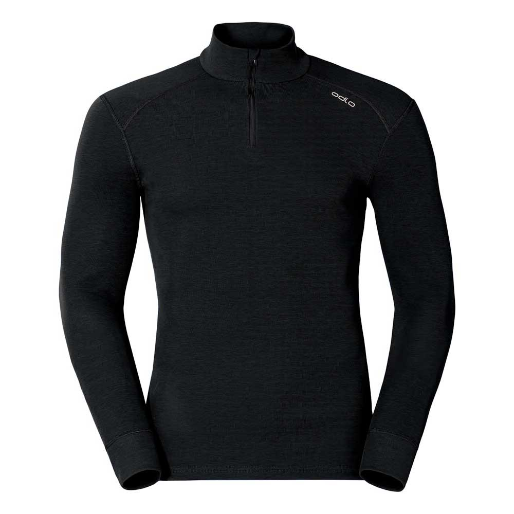 Odlo Shirt L/S Turtle Neck 1/2 Zip Warm