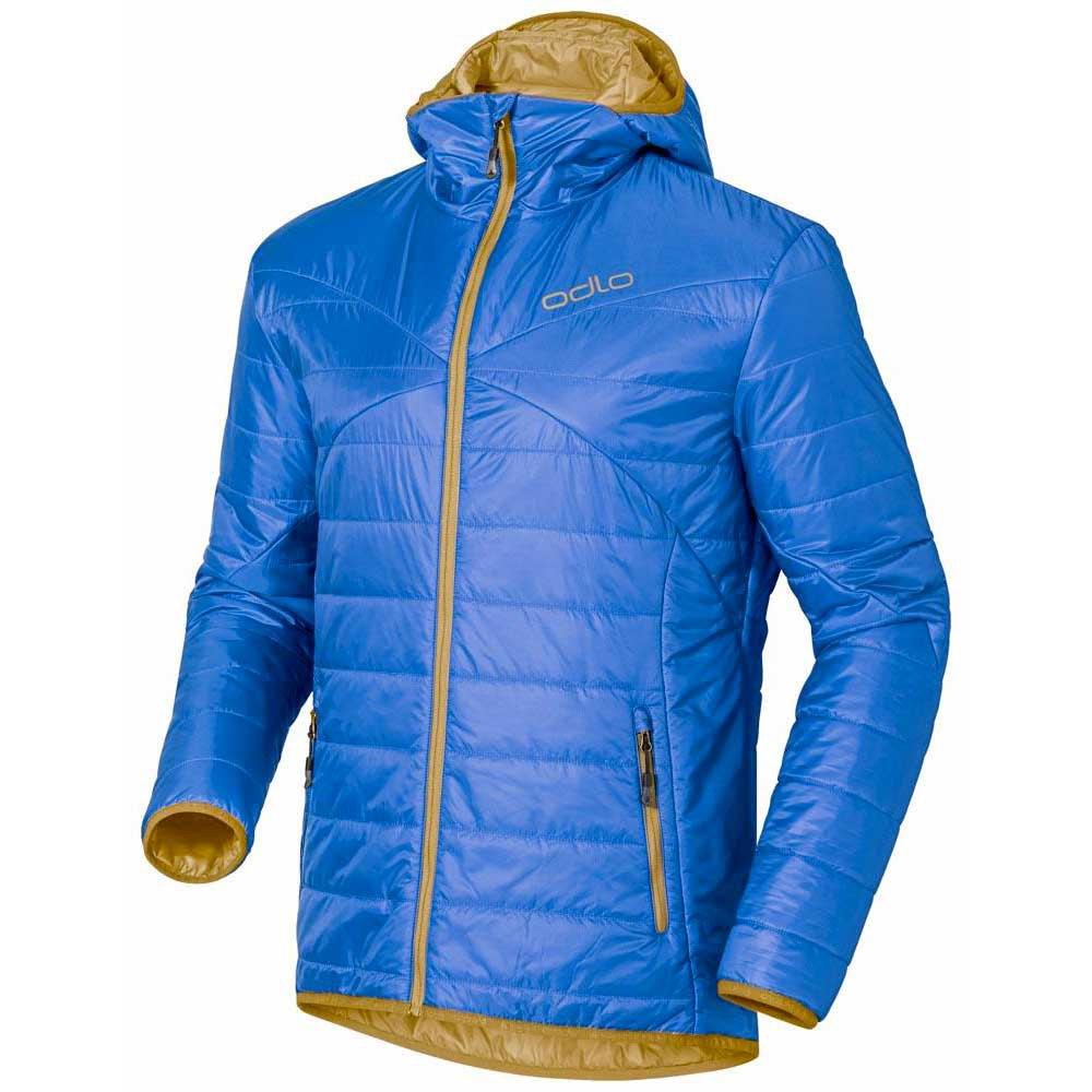 04d63f6a70f1d Odlo Jacket Insulated Primaloft Fahrenheit Beżowy, Trekkinn Kurtki