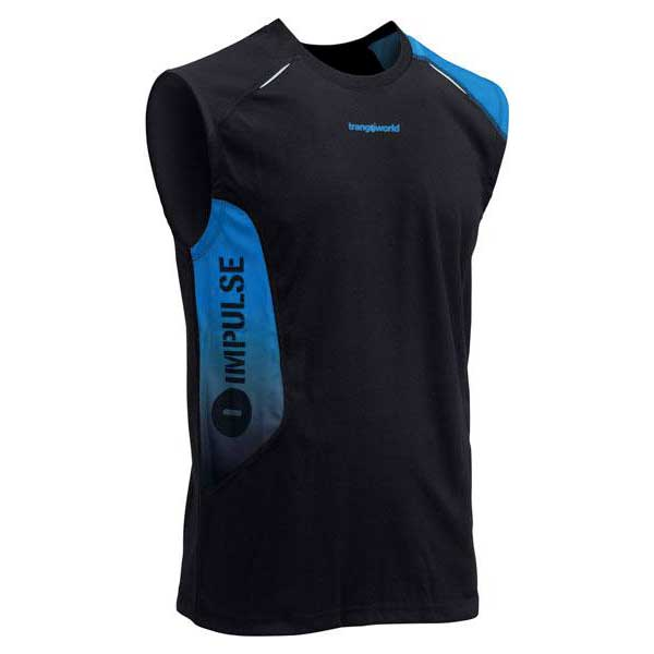 Trangoworld Oyuk Polyester Stretch Microfresh T Shirt