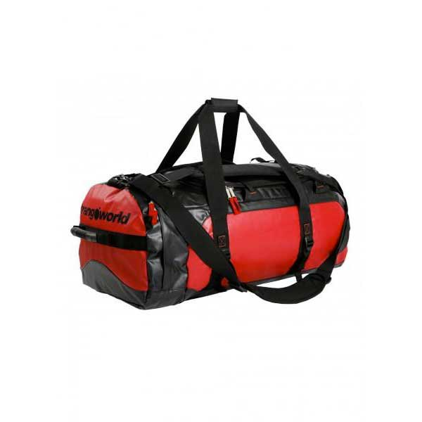 Bagages Trangoworld Expedicion 80 One Size Red / Black