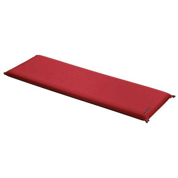 Trangoworld Confort Lite 210 X 105 X 7.5 cm Red / Anthracite