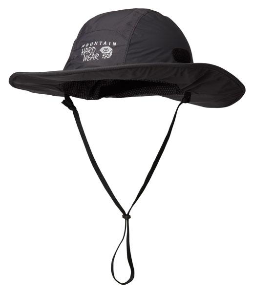 c676fcbad MOUNTAIN HARD WEAR Downpour Evap Widebrim Dry Q Hat Shark buy and offers on  Trekkinn