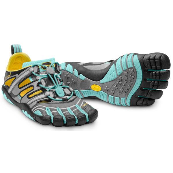 1d105b588a3c0b Vibram fivefingers Treksport Sandal Cinzento, Trekkinn Sapatos