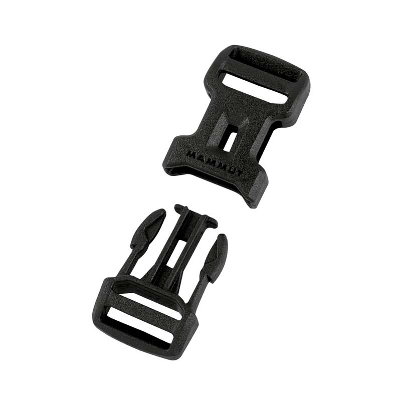 Mammut Dual Adjust Side Squeeze Buckle