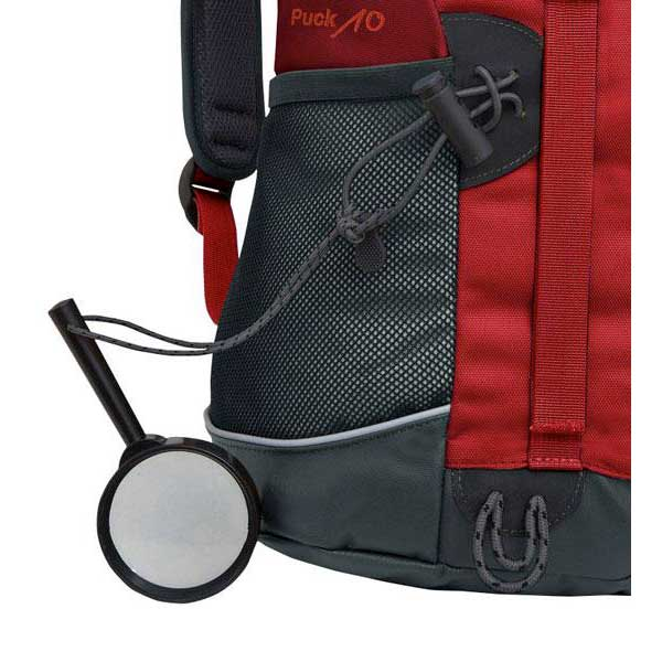 VAUDE Puck 10L Red buy and offers on Trekkinn 50611be72fdb6