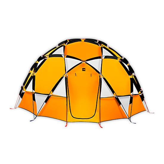 the north face 2 meter dome orange buy and offers on trekkinn. Black Bedroom Furniture Sets. Home Design Ideas