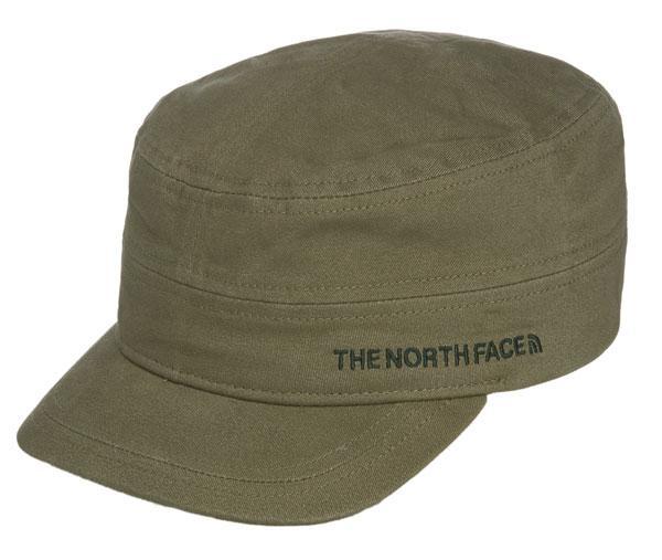 THE NORTH FACE Logo Military Hat Taupe Green購入、特別提供価格、Trekkinn 01234e86ef7