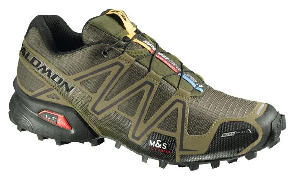 Salomon Speedcross 3 CS Bayou Green / Iguana Green