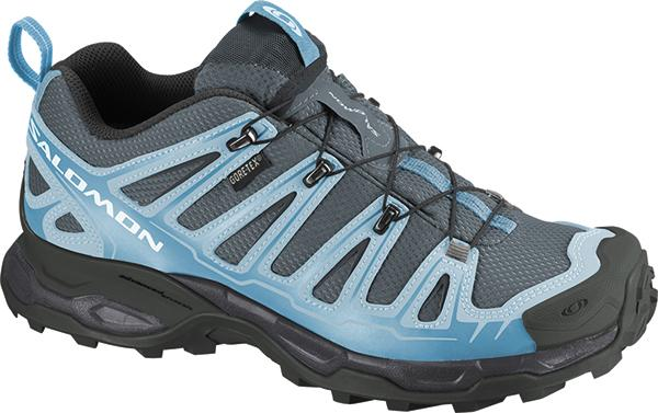 Salomon X Ultra GTX Mineral Grey Water Vapour