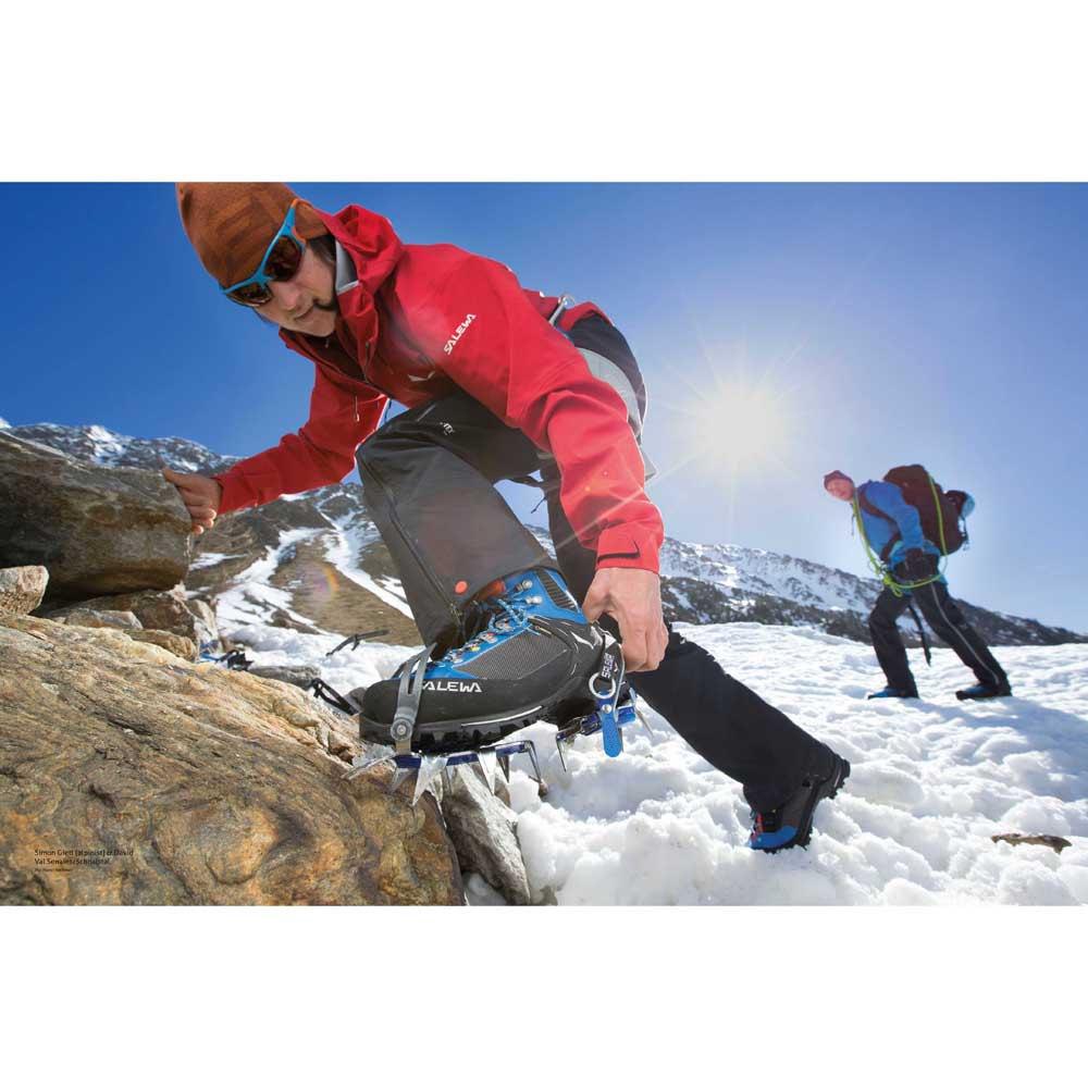 Salewa Alpinist Alu Combi Crampons Alpinisme