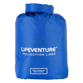 Lifeventure Rectangular Polycotton