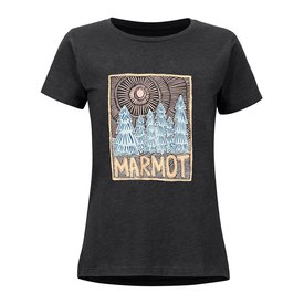 Marmot Woodblock Short Sleeve T-Shirt