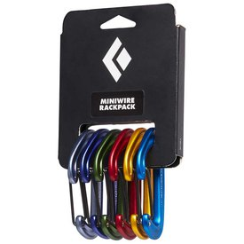 Black diamond Mini Wire 6 Pack