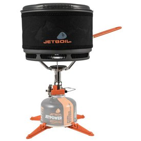 Jetboil 1.5L Ceramic Cook Pot Carbon