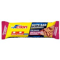 Pro action Nuts Bar Cramberry Almond 30 g x 25 Units