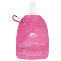 Trespass Hydromini Collapsable Water Bottle