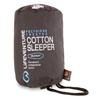 Lifeventure Axp Cotton Sleeper Mummy