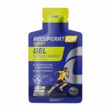 Recuperat-ion Recupertaion Energy Gel 24 Units Lime