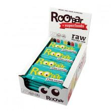 Roo´bar Raw Energy Bar Chia y Coco 30gr X 20