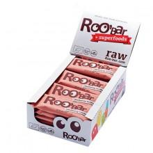 Roo´bar Raw Energy Bar Mulberry And Vanilla 30gr X 20