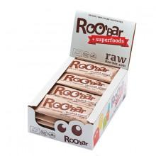 Roo´bar Raw Energy Bar Baobab Andgringer 30gr X 20