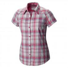 Columbia Silver Ridge Multi Plaid S/S Shirt