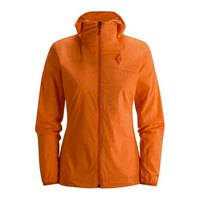 Black diamond Alpine Start Hoody Woman