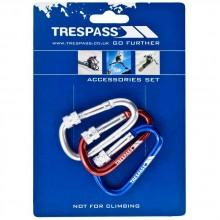 Trespass Novelty Carabiner Keyring